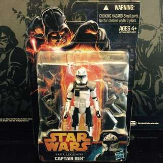 Star Wars Action Figures @ $20 each