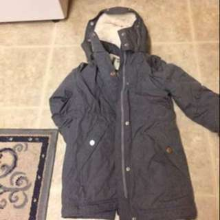 girls size 9/10 winter coat