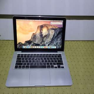 Original MacBook Pro 13inch Late 2011 Intel Core i5 2,4GHz 4GB Ram