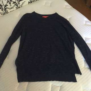 Joe Fresh Navy Sweater