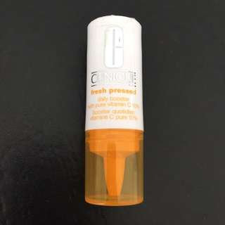 Clinique Fresh Pressed Daily Booster