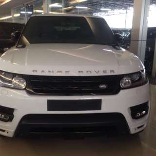 Land Rover Range Rover Sport 5.0 HSE Dynamic