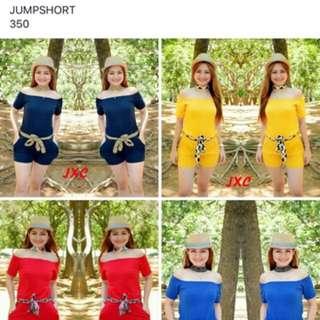 Jump short