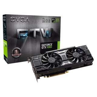 EVGA GeForce GTX 1060 3GB FTW GAMING