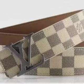 New  Louis Vuitton Style Belt
