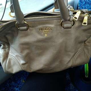 Authentic PRADA BAG..