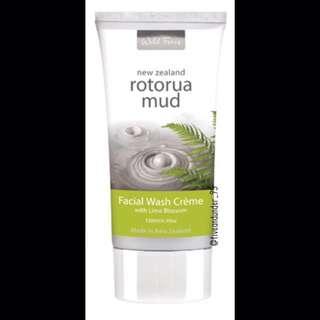🚫✖️Rotorua Mud Face Crème