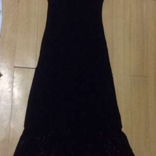 Sexy Lacey Maxi Dress