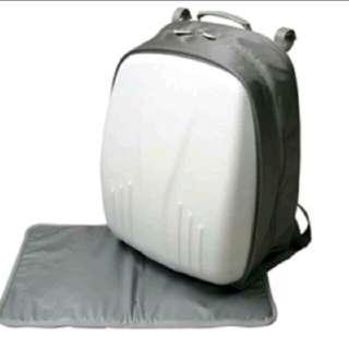 Simple Dimple Papa Shield Diaper Bag SD15SH XL Best Seller! Award Winner