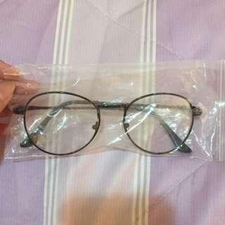 韓國文青復古造型眼鏡 #交換最划算
