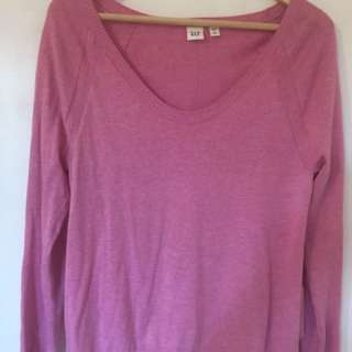 Pink Thin Sweater