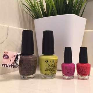 ❤️BNWT OPI nail polish