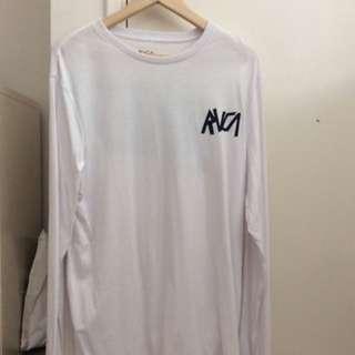 RVCA long sleeve shirt