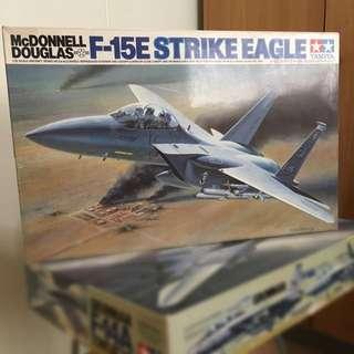Tamiya Item 60302 1:32 Scale McDonnell Douglas F-15E Strike Eagle