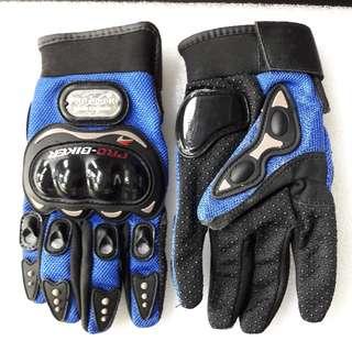 Pro Biker Gloves (M)