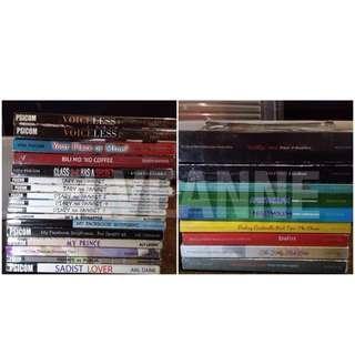 Wattpad and Pop-Fiction Books
