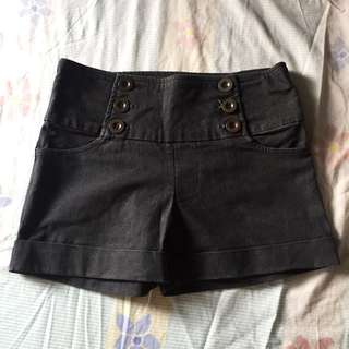 High Waist Short (no Brand)