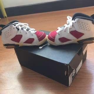 Jordan 6 Retro - Carmine