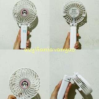 Mini Portable Fan . Kipas Kpop
