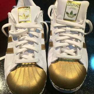 Adidas Stan Smith Superstar Metallic
