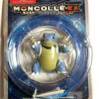 Wtb Blastoise Moncolle Tomy Figure