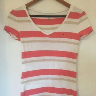 Striped Tommy Hilfiger Tee