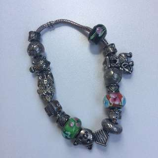 Michael Hill charm bracelet FREE SHIPPING