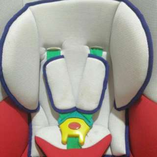 Car Seat With Padding