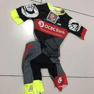 OCBC Bank Singapore Pro Cycling Team Jersey