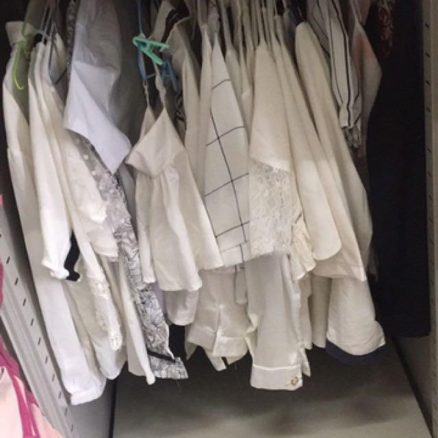 衣服100