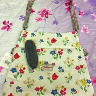 BNWT Authentic Cath Kidston Reversible Shoulder Bag