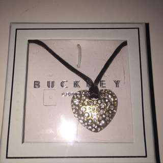 Authentic Buckley London Necklace / Choker