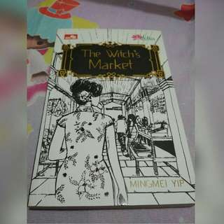 Novel The Witch Market