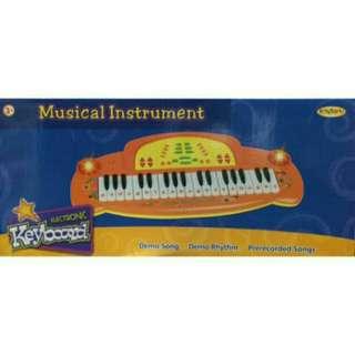 標題: 電子琴 36個標準琴鍵