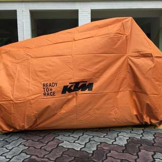 [PROMO] KTM Motorcycle Cover