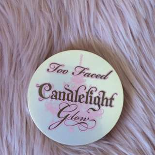 Too Faced ~ Candlelight Glow