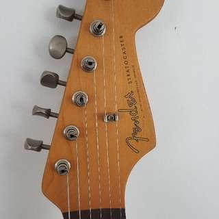 Fender Stratocaster 60s Road worn