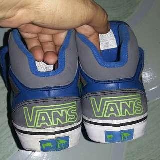 Vans (Orig) Rubber Shoes