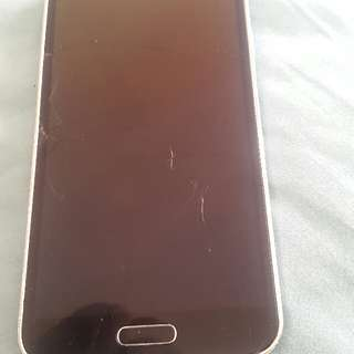 Samsung galaxy s5 not Working for Parts Only