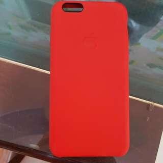 APPLE iphone6s原廠矽膠保護殼