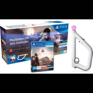 Farpoint + Aim Controller PSVR bundle