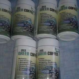 Green Coffee Kapsul
