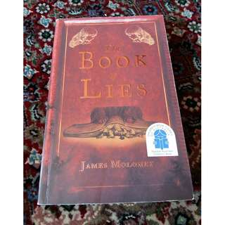 Award winning childrens book, Book of Lies by James Moloney