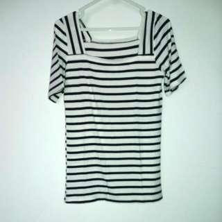 Tshirt Garis2