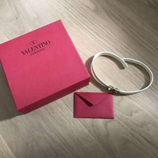 全新 Valentino Rockstuds Choker / Bracelet 窩釘頸圈 手帶