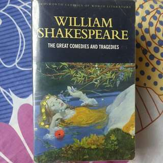 Williams Shakespeare Play Book
