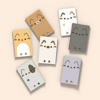 Other Kitties - Pusheen the Cat notebook