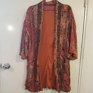 Boohoo Kimono Size Small - Medium