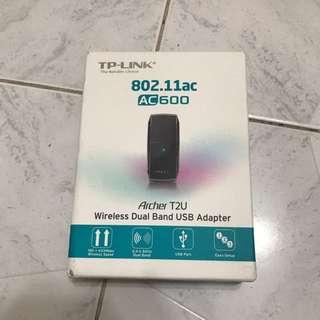 TP-LINK 5G Wifi 手指