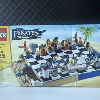 Lego Pirates - Brand New in Box (LIMITED EDITION)